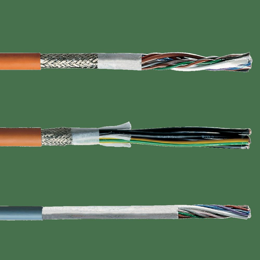 cables extraflexibles